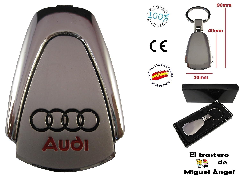 Llavero de coche Audi: Amazon.es: Coche y moto