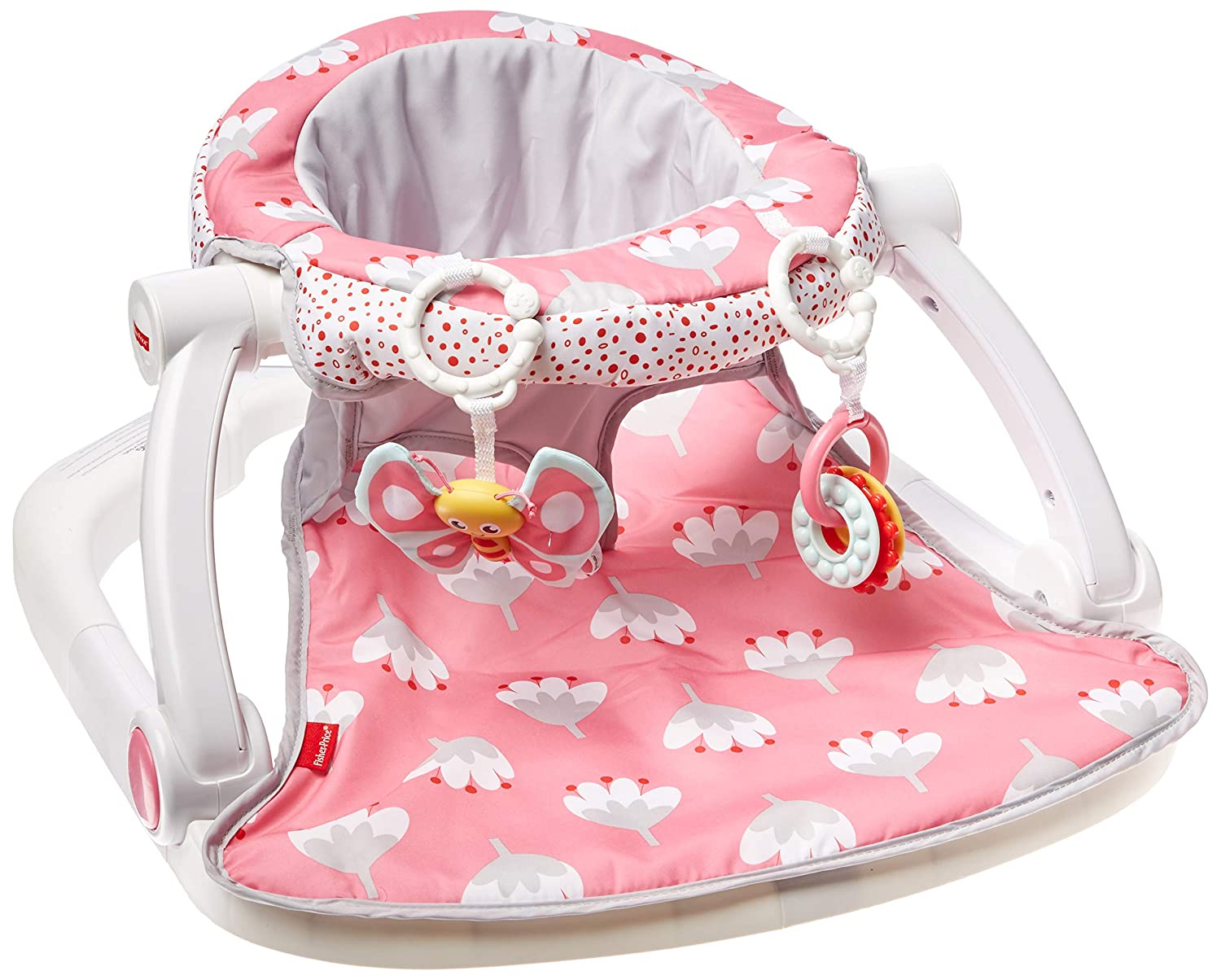 Fisher-Price Sit-Me-Up Floor Seat Fisher-Price Baby GBL23