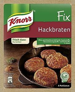 Knorr Fix meatloaf (Hackbraten) (Pack of 4)