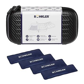 Amazon.com: ROHKLER - Maletín de viaje con aislante de ...