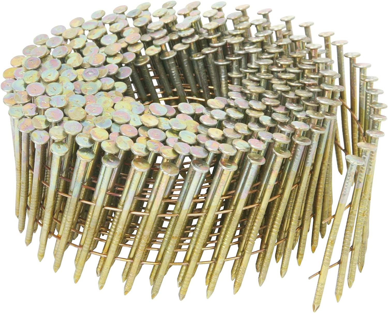 Freeman SNRSG92-175WC .92-Inch 1-3//4-Inch Coil Siding Nails 3600 Per Box