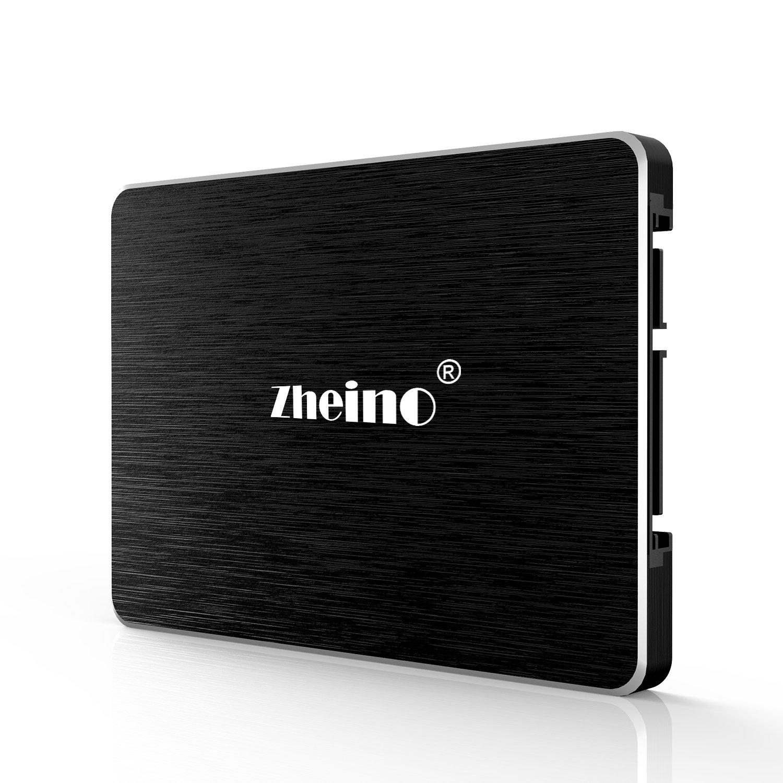 Zheino 60gb SSD 2.5 Inch Sata III MLC SSD Drive Solid State Drive (7mm) for Desktop Laptop (MLC not TLC Flash)