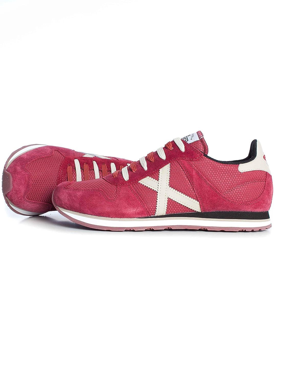 Zapatillas Munich Massana Granate 40 Granate: Amazon.es: Zapatos y complementos