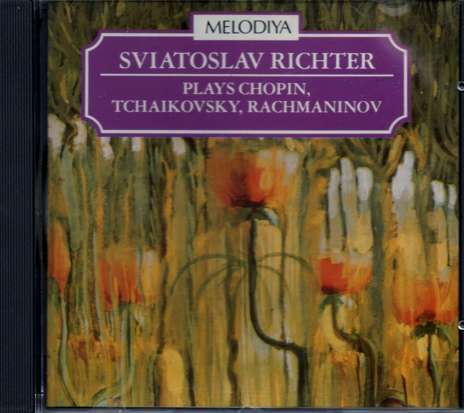 Chopin: 13 Preludes; Rachmaninov: 9 Etudes-tableaux Richter