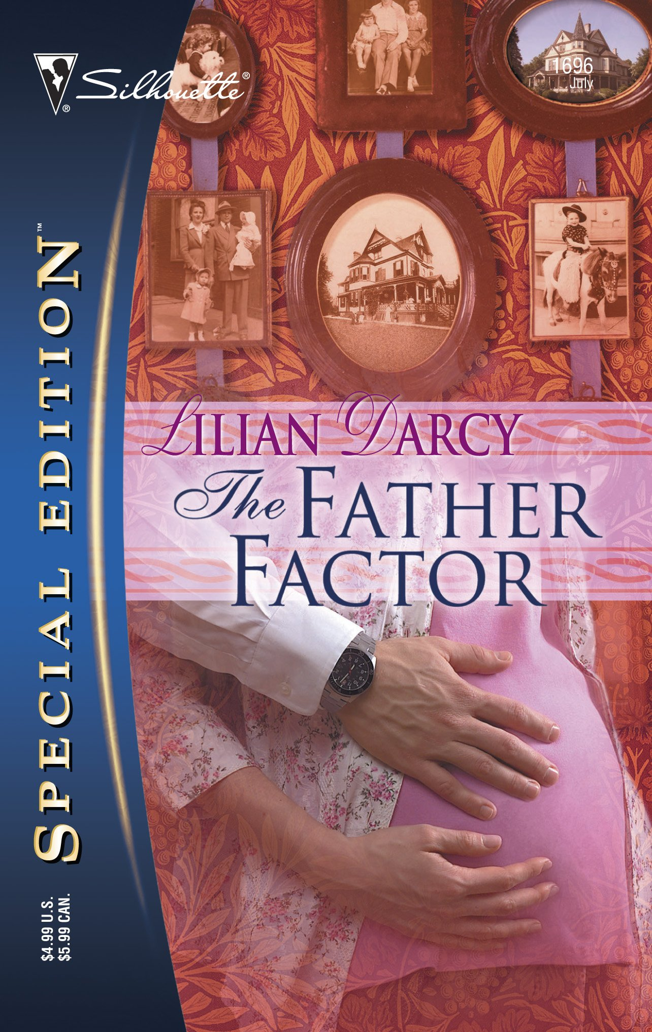 Download The Father Factor (Silhouette Special Edition) ebook