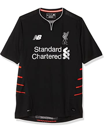 New Balance Men s LFC Away Short Sleeve Football Jersey 0640de394