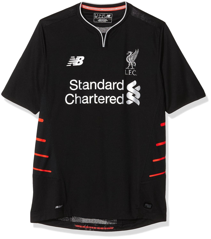 2016-2017 Liverpool Away Football Shirt New Balance