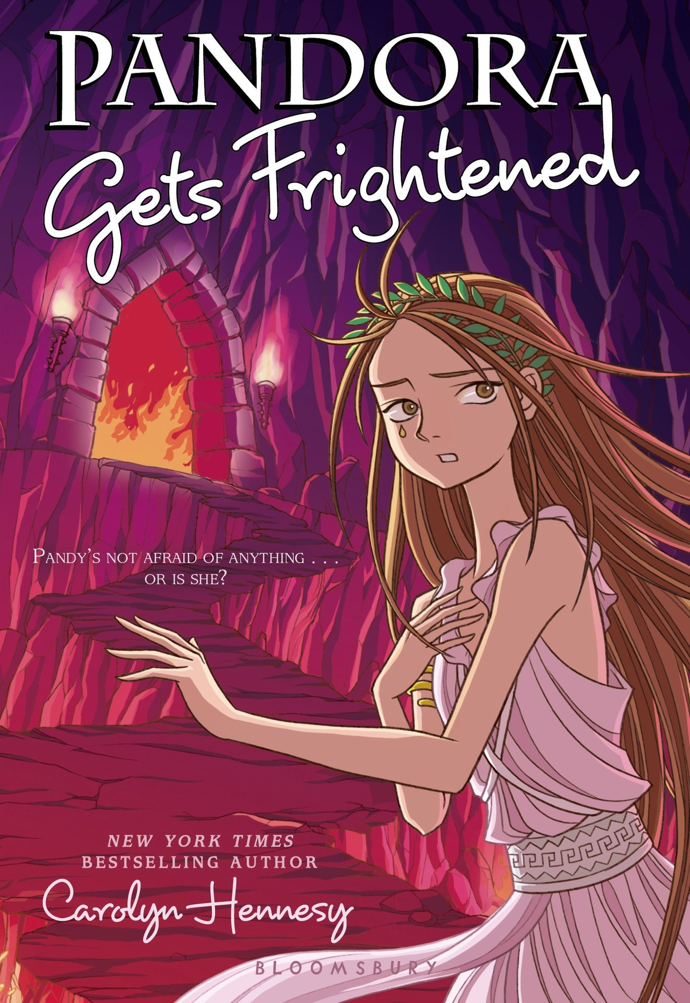 Pandora Gets Frightened Mythic Misadventures product image