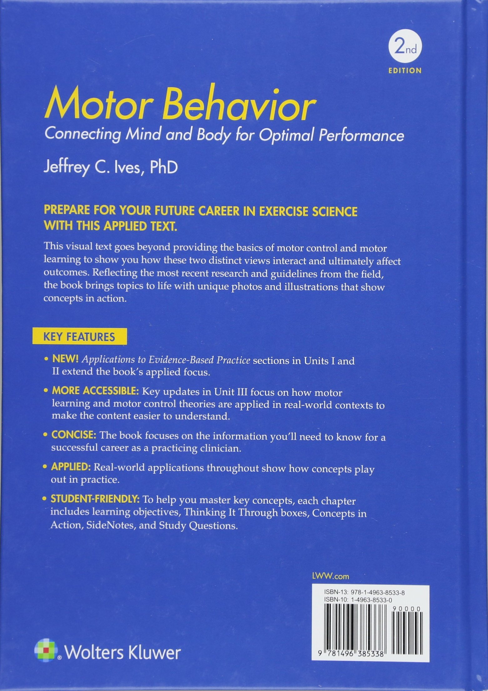 motor learning topics