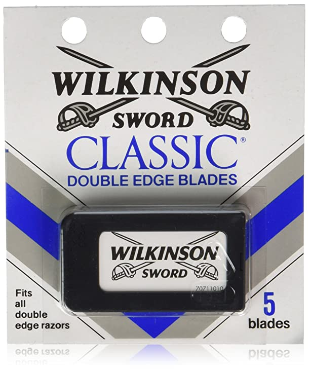 Wilkinson Sword Classic Double Edge Safety Razor Blades Reviews