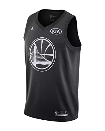 Nike NBA Golden State Warriors Stephen Curry 30 SC30 All Star Game 2018 Los Angeles Jersey Oficial Jordan Brand, Camiseta de Hombre: Amazon.es: Ropa y ...