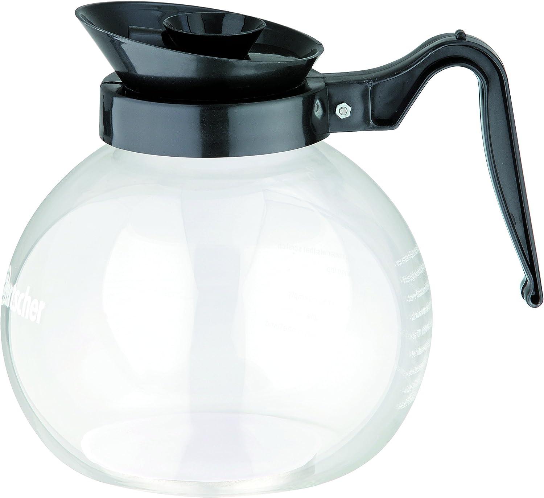 Glaskanne  Ersatzkanne Kaffeekanne 1,8 L.Contessa 1000 Bartscher 190133    X