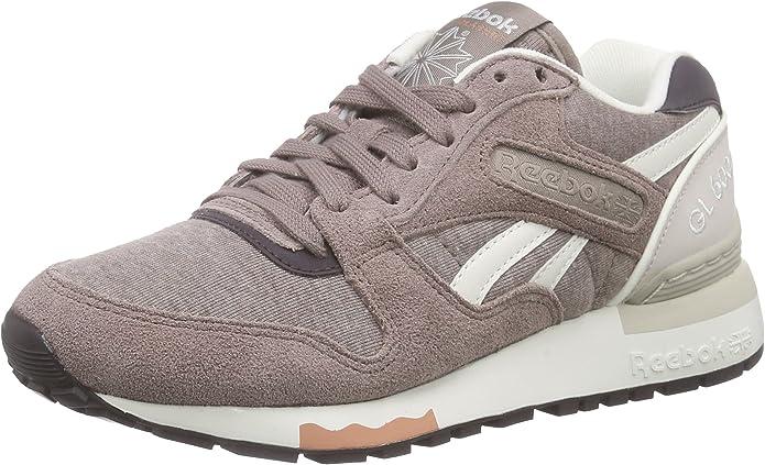 ReebokGL 6000 Jersey - Zapatillas de Running Mujer, Color Marrón, Talla 35: Amazon.es: Zapatos y complementos