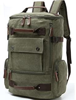 Canvas Backpack 56e818caf5a99