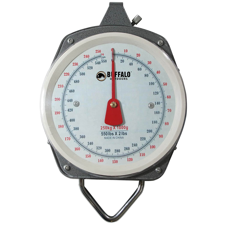 Amazon.com: Buffalo Outdoor Hanging Scale, 550-Pound: Kitchen & Dining