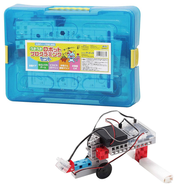 アーテック (Artec) アーテックブロック うきうきロボットプログラミングセット 076677   B00TH0A86A