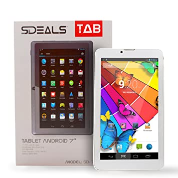 Amazon.com: sdeals Unlocked Tab Phone & Tablet 3 G Phablet ...