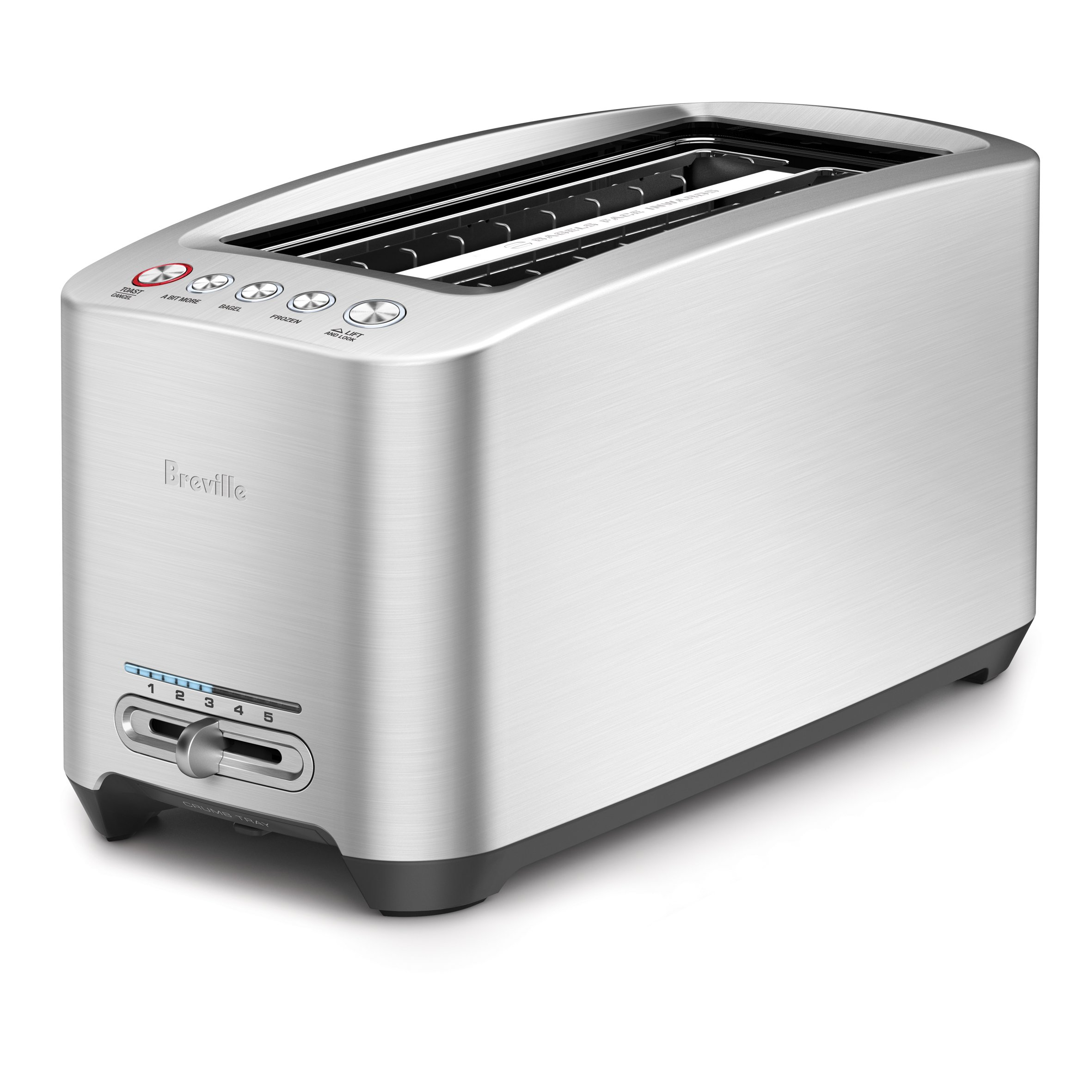 Breville BTA830XL Smart Toaster, Stainless Steel by Breville
