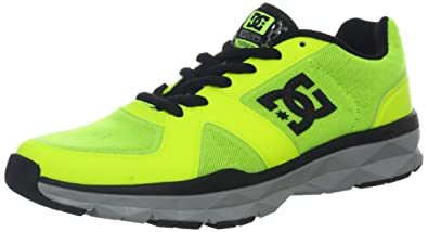 600373708944b DC Unilite Trainer 320057 BFY Men's Skateboard Shoes, Black (Blk ...