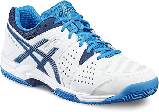 ASICS - Gel Padel Pro 3 SG, Color Blanco, Talla UK-6.5: Amazon.es ...