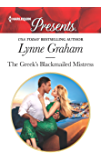 The Greek's Blackmailed Mistress (Harlequin Presents Book 3649)