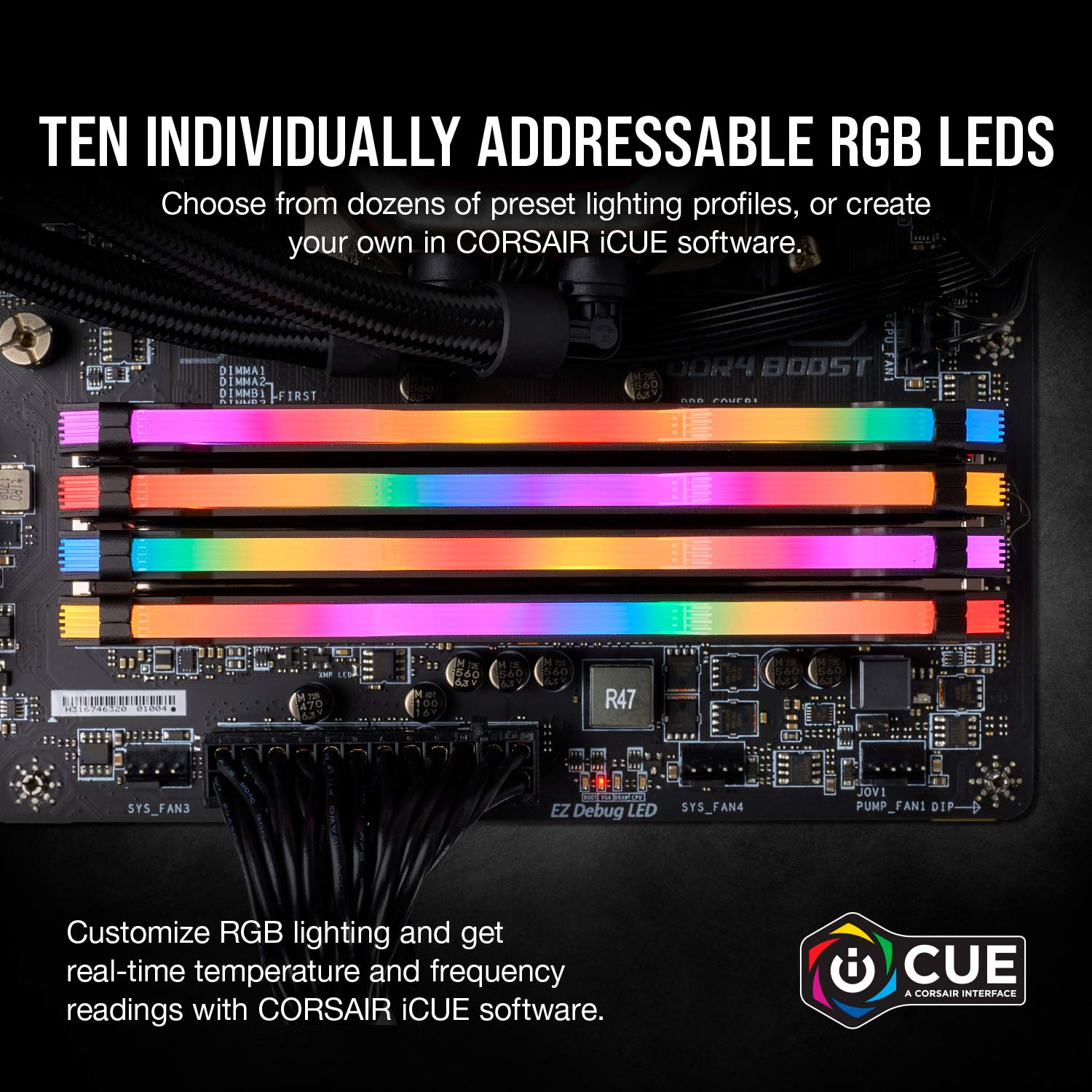Image result for 16gb 3200mhz rgb pro