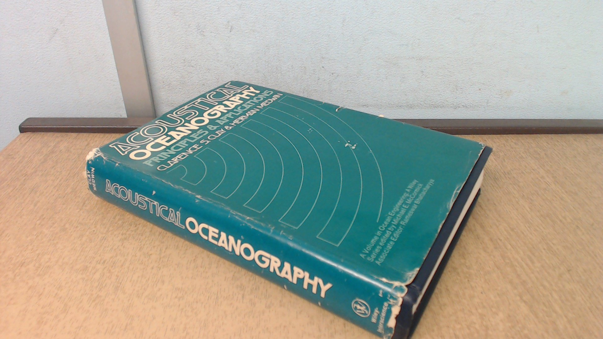 fundamentals of acoustical oceanography medwin herman clay clarence s