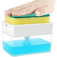 Deals on Albayrak 2-in-1 Kitchen Dish Soap Dispenser And Sponge Holder
