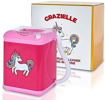 Amazon.com: Unicornio regalo para niñas Mini Lavadora ...