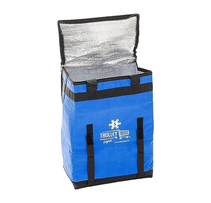 Trolley Bags TB005 Bolso de la carretilla, color azul (Royal Blue): Amazon.es: Hogar