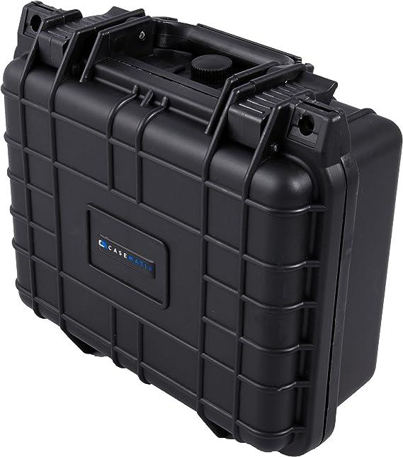 Casematix 11 inch Waterproof Airtight Marine Fishfinder Case Compatible with Garmin Striker 4 GPS Fish Finder
