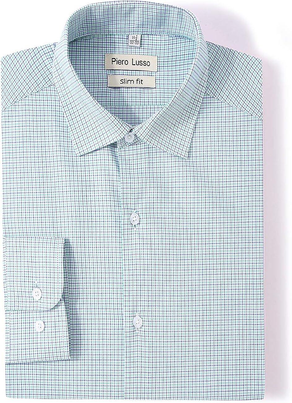 Mens Long Sleeve 100/% Cotton Oxford Button Down Formal Shirt Jacksouth Smart