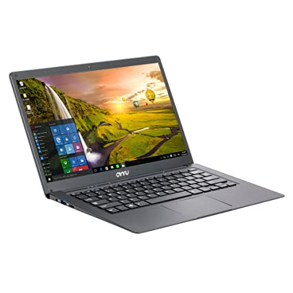 "OYYU Ubook7 14.1"" FHD Laptop Computer, Intel Celeron Processor N3350, 4GB RAM 32GB"