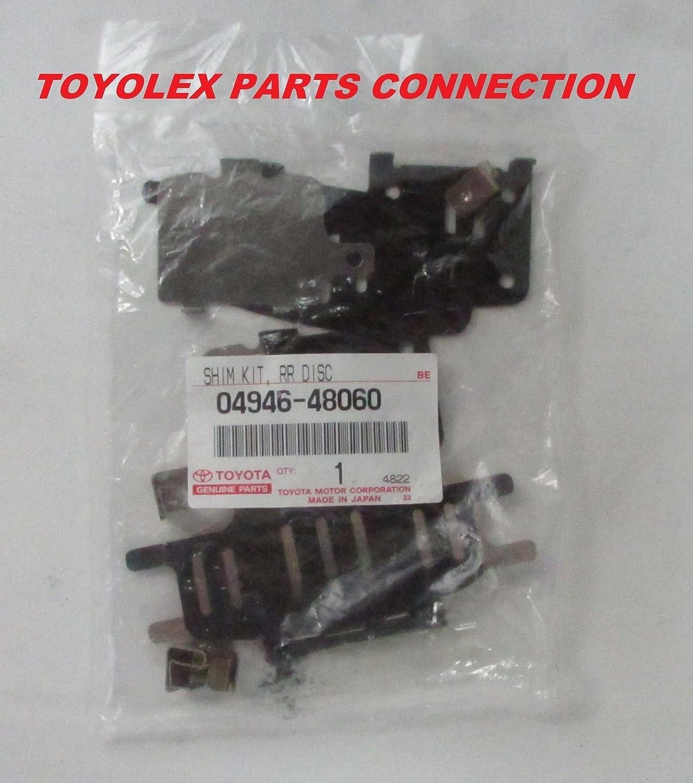 Lexus 04946-48060 Disc Brake Pad Shim