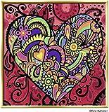 Ravensburger - 28338 5 - Numéro d'Art - Du Coeur