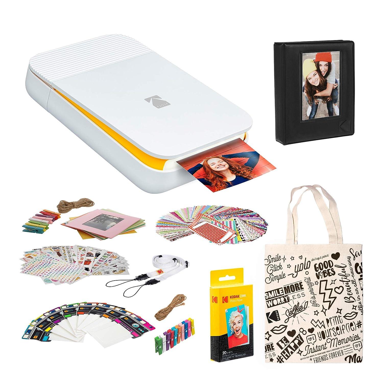 KODAK Smile - Kit de Marcos de Fotos Digitales instantáneos ...
