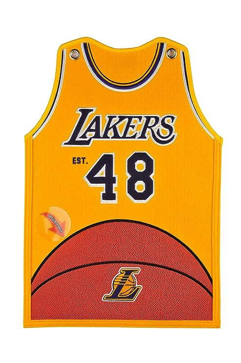 buy popular b5ed1 cee8b Amazon.com : Winning Streak NBA Los Angeles Lakers Jersey ...