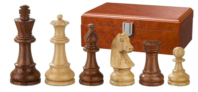 40% de descuento Philos Philos Philos 2066 Sigismund - Piezas de ajedrez (madera, altura del rey 95 mm, en caja, para 2 jugadores)  mejor moda