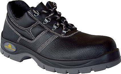 Delta plus calzado - Juego zapato piel jet2-s3 negro talla 41(1 par