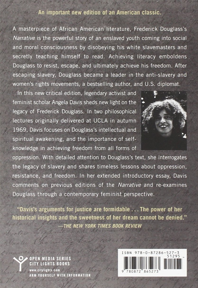 frederick douglas american dream essay Narrative of the life of frederick douglass, an american slave: written by himself study guide contains a biography of frederick douglass, literature essays, a complete e-text, quiz questions, majo.