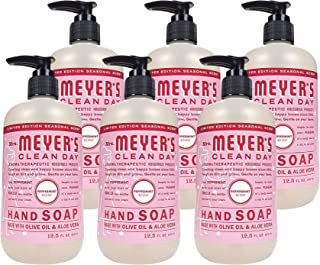 product image for Mrs. Meyer's Liquid Hand Soap Peppermint 12.5 OZ (Pack - 6)