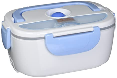 EBH-01 Electric Heating Lunch Box, Light Blue