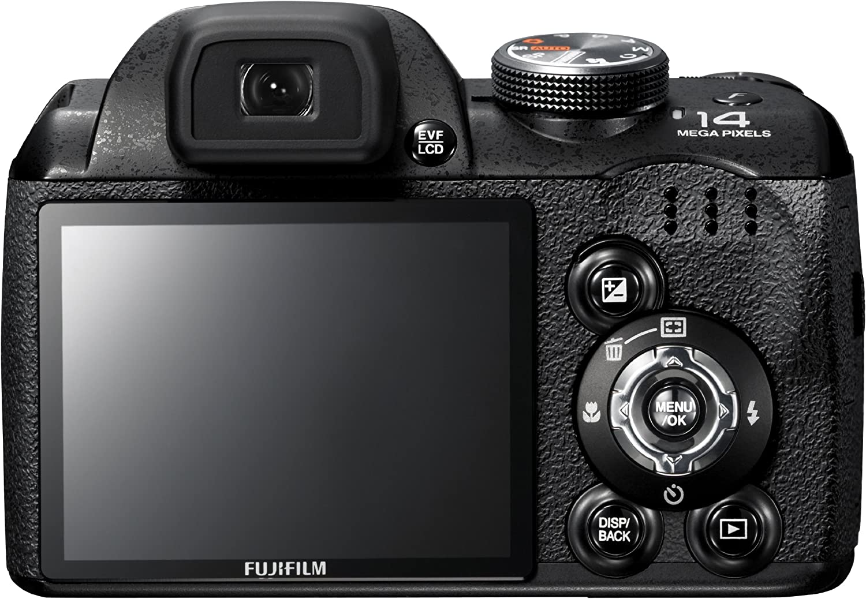 Fujifilm FinePix S3200 - Cámara Digital Compacta 14 MP (3 Pulgadas ...
