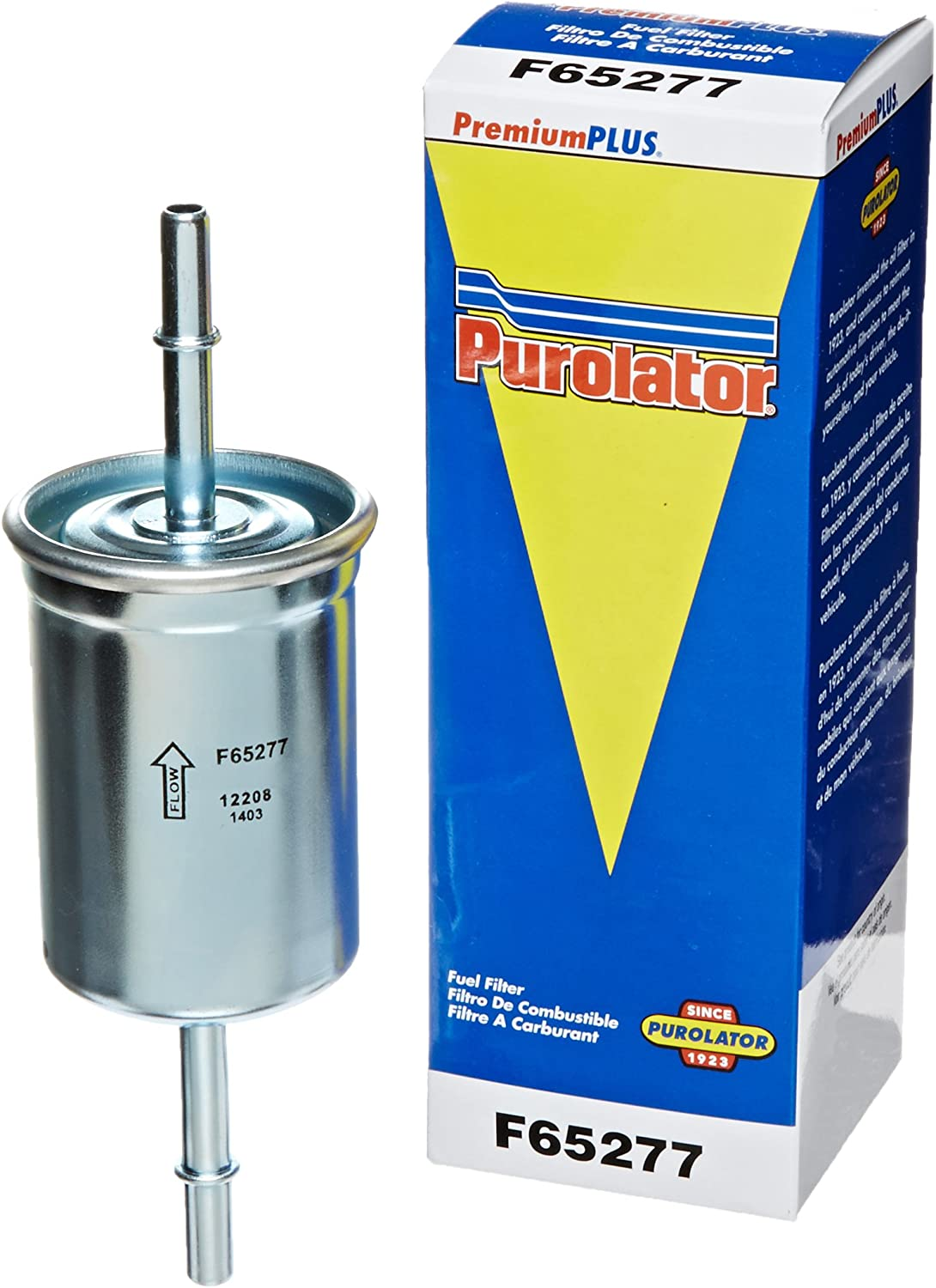 FUEL FILTER F65277 FOR FORD LINCOLN MERCURY OVER 500 VEHICLES CASE OF 6