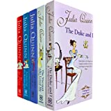 Bridgerton Family Book Series 5 Books Collection Set by Julia Quinn (The Duke and I, Viscount Who Loved Me, Offer From a Gent