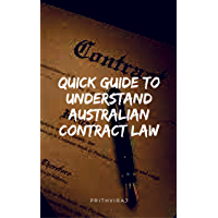 Quick guide to understand Australian contract law