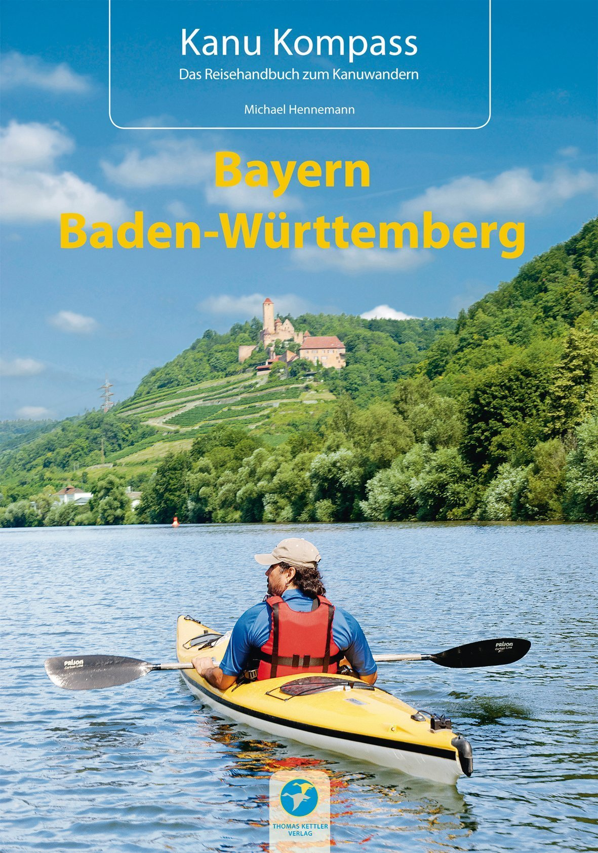 Kanu Kompass Bayern, Baden-Württemberg: Das Reisehandbuch zum Kanuwandern von Michael Hennemann (27. April 2010) Broschiert
