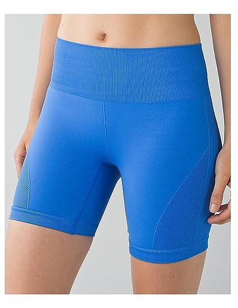 fd2fa79be77 Lululemon women s Blue Sculpt Short Size 6  Amazon.ca  Clothing    Accessories