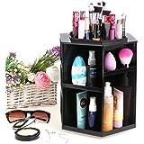 Homdox 360 Grad Drehbare Multifunktionale Kosmetik Ständer Aufbewahrungbox Make up Organizer Kosmetikregal