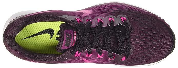 Amazon.com   Nike Womens Air Zoom Pegasus 34 Running Shoe Port Wine/Deadly Pink/Tea Berry/Black Size 8 M US   Road Running